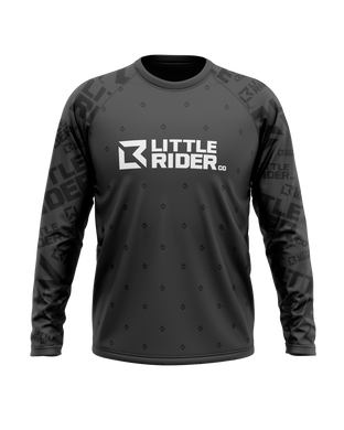 Little Rider Co 'Rad Stealth' Jersey - RAD Series