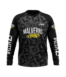 Little Rider Co Collaboration Series Jersey - Malverns Stealth Edition - LIMITED EDITION