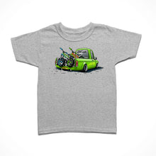 Load image into Gallery viewer, Little Rider Co Kids T-Shirt - Limey Team Truck