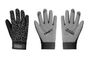 Little Rider Co Kids Bike Gloves - Classic Tech Series - STEALTH