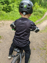 Load image into Gallery viewer, Little Rider Co 'SEND IT' Jersey - STEALTH GREY