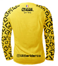 Load image into Gallery viewer, Little Rider Co TOUR Series Jersey - Limited Edition Yellow