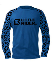 Load image into Gallery viewer, Little Rider Co Jersey - Dark Blue (END OF LINE)