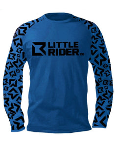 Little Rider Co Jersey - NEW RELEASE Dark Blue