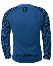 Load image into Gallery viewer, Little Rider Co Jersey - NEW RELEASE Dark Blue