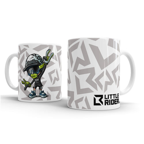 Little Rider Co Mug & Coaster - 'Ryder'