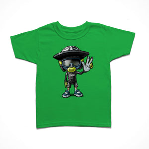 Little Rider Co Kids T-Shirt - Ryder