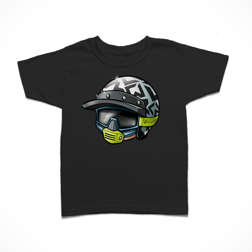 Little Rider Co Kids T-Shirt - Ryders Lid