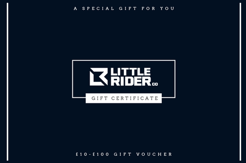 Little Rider Co Gift Card - Available for all Little Rider Gear