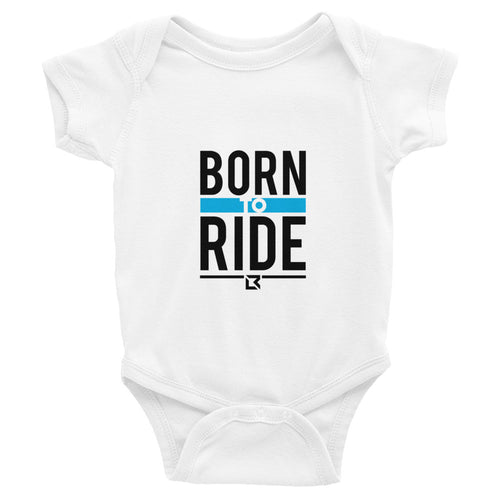 Little Rider Infant Bodysuit - Born to Ride