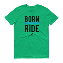 Load image into Gallery viewer, Little Rider Mens Short-Sleeve T-Shirt - Born to Ride