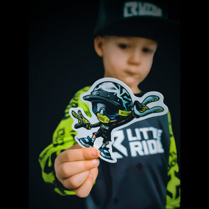 Little Rider Co 'Rad Limey' Jersey - RAD Series