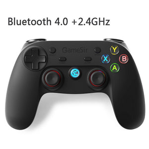 Gamesir G3s Series Wireless 2.4GHz Bluetooth 4.0 Controller Gamepad Control for Android / PC / PlayStation3 Gaming (Enhanced Edition)