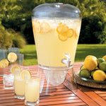 3 Gallon Fresh Squeezed Lemonade Dispenser