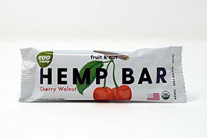 Evo Hemp Cherry Walnut Bars