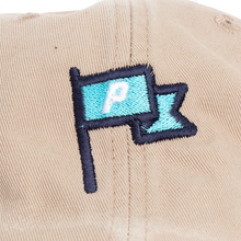 Load image into Gallery viewer, P Flag Khaki Hat- PRG1427