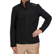 Load image into Gallery viewer, Fitted Cinch-waist Soft Shell Jacket