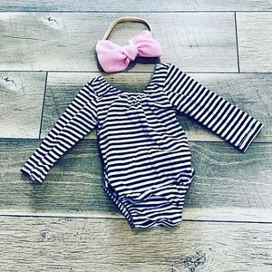 Black & White Striped Leo