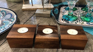 Candle Holder Set (2 in stock)