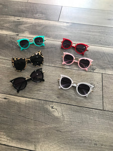 Girls Cat Eye Sunnies