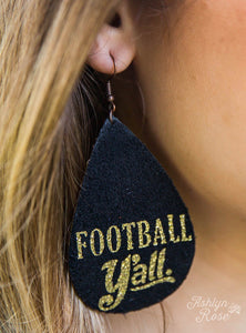 Football Y'all Earrings