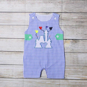 Disney Boy Romper