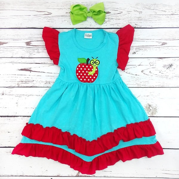 Apple Worm Dress