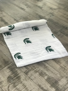 Michigan State Swaddle