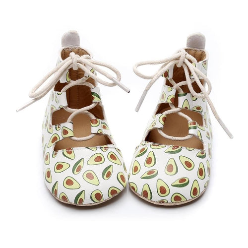 Avocado Shoes