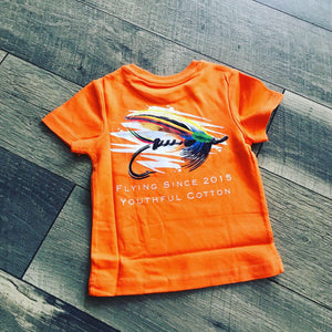 Youthful Cotton T-shirt Fishing