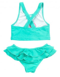 Mint Swimsuit Size 4/5