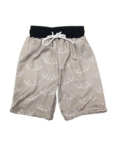 Swim Trunks - Antlers