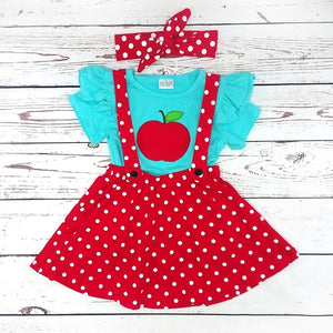 Apple Suspender Set