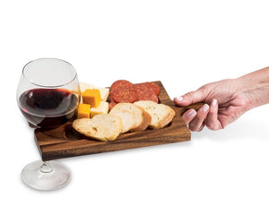 Interlocking Charcuterie Board/Wine Holder
