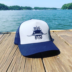Big Fin Youth Hat