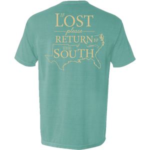 Old South Youth Shirt Lost