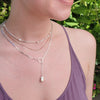 Figaro Lariat Necklace