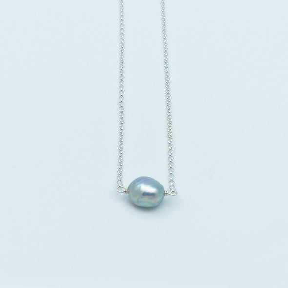 Fresh Water Pearl Solitaire