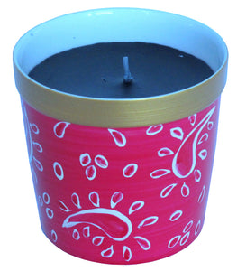 PINK PAISLEY - Diversity Scented Candle