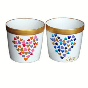 HEARTS Luxury Scented Candle