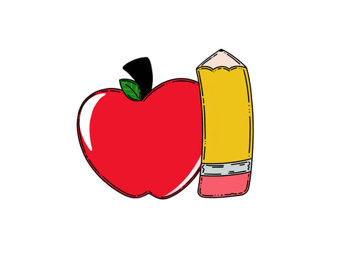 Apple with Pencil