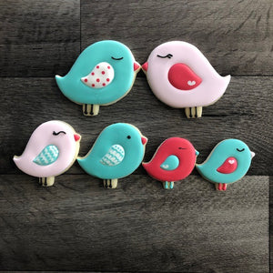 Bird Family Set