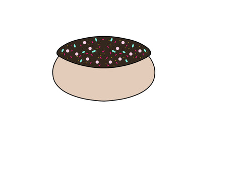 Donut (Side View)