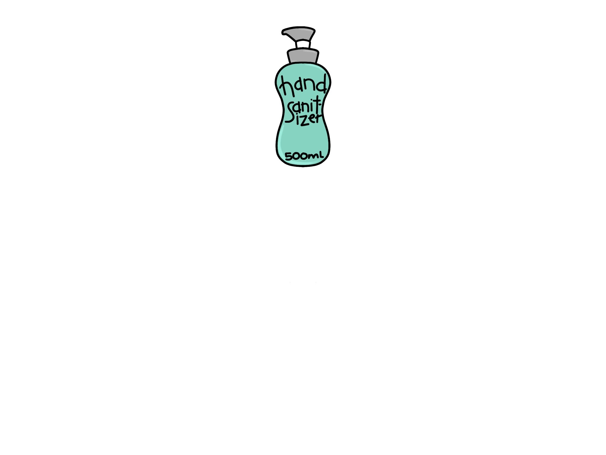 Hand Sanitizer - Mini