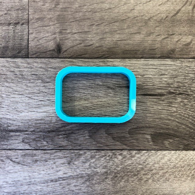 Rectangle with Rounded Corners (Hockey Rink)