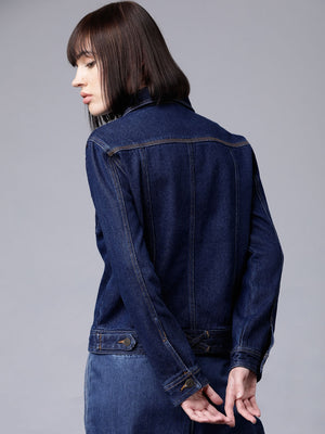 CLASSIC DENIM JACKET - chique boutique