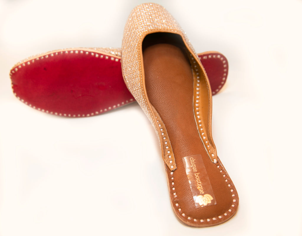 TWEED SLIDER (FLATS)