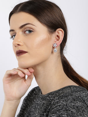CONTEMPORARY DROP EARRINGS - chique boutique