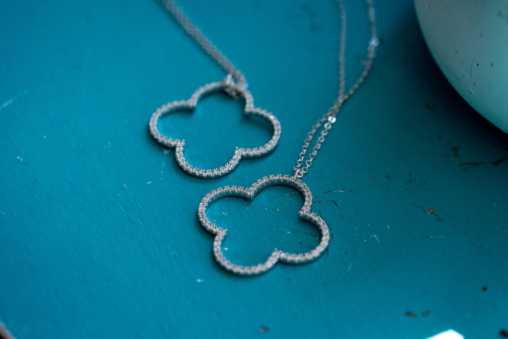 STEEL SILVER NECKLACE