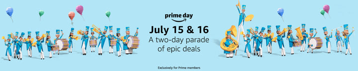 Silver Canyon and Amazon Prime Day 2019